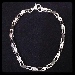 Other - BS Stainless Steel Men's Bracelet
